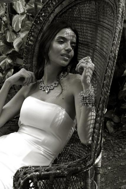 Vestido Sirena, Ezequiel García | Casamientos Online