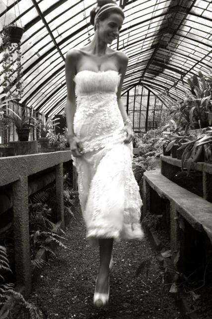 Vestido Strapless, Ezequiel García | Casamientos Online