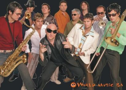 La Mosca en World Music BA | Casamientos Online