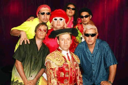 Los Sultanes en World Music BA