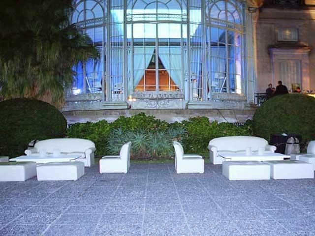 Vista Externa Jardín de Invierno | Casamientos Online