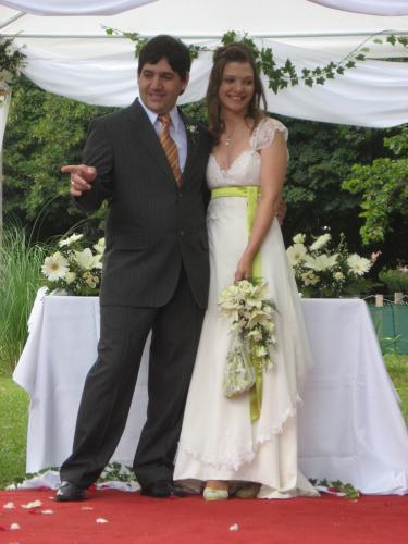 Corte Imperio | Casamientos Online