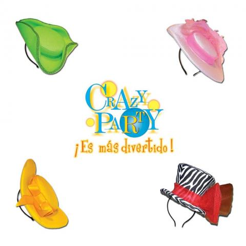 Crazy Party. Es más divertido!  | Casamientos Online