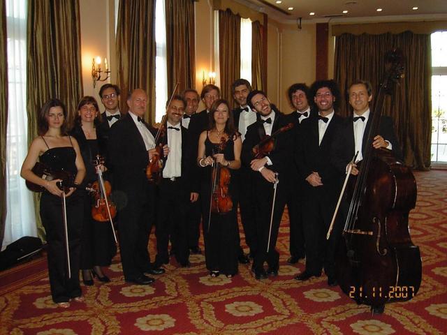 Orquestas con Música de películas