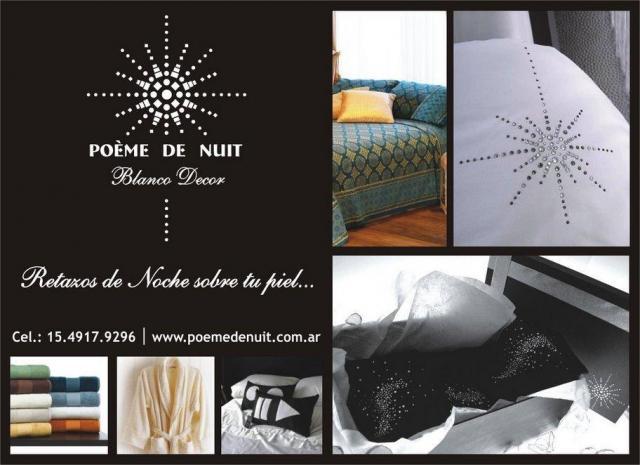 Poème De Nuit Blanco Decor Listas De Regalos Para Tu