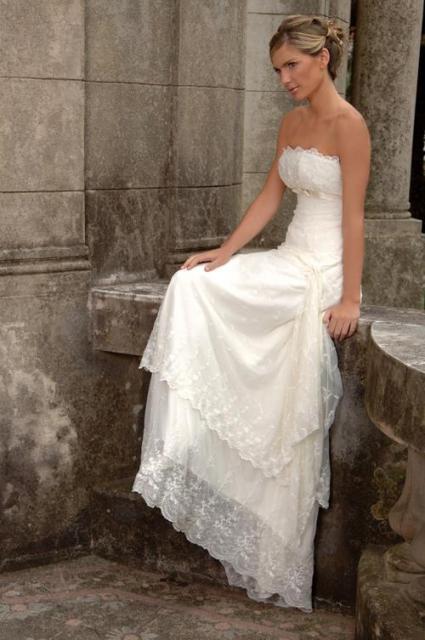 Venta de vestidos de novia en capital federal