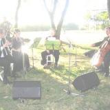 Soprano, coro, órgano, trompeta