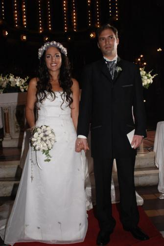 Modelo Alejandra | Casamientos Online