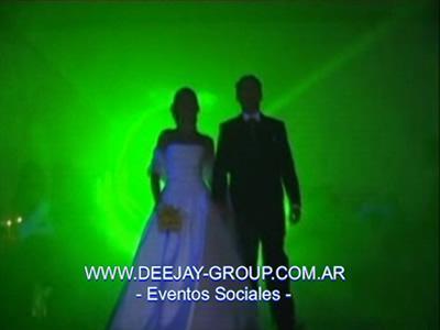 Dj + Sonido + Iluminación (Básico)