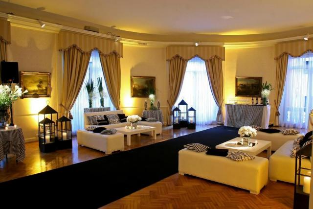 Plaza Hotel - Salón Florida | Casamientos Online