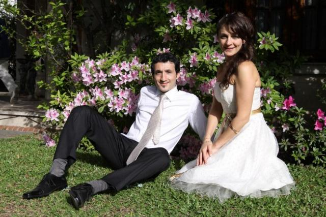 Augusto y Ros | Casamientos Online