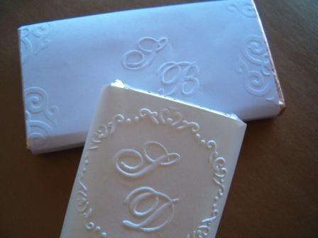 souvenir chocolate personalizado SD | Casamientos Online