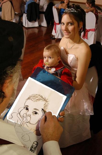 Show de caricaturas | Casamientos Online