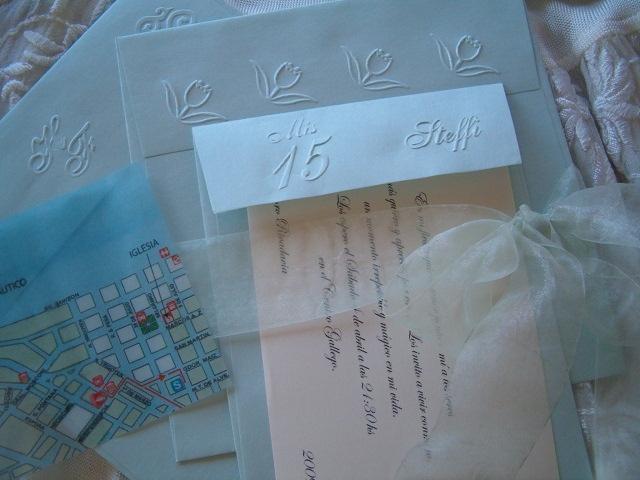 tarjetas de 15 años finas | Casamientos Online
