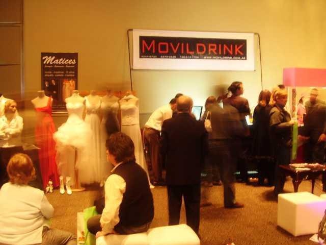 MovilDrink | Casamientos Online