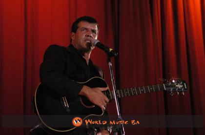 Carlos Garcia en World Music BA