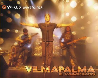 Vilma Palma en World Music BA