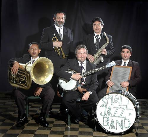 Cuarteto, quintetos de jazz y bossa