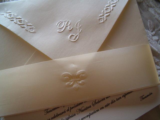 Tarjeta casamiento campestre | Casamientos Online