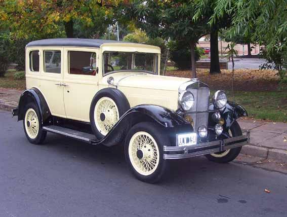 Hupmobile 1930 | Casamientos Online