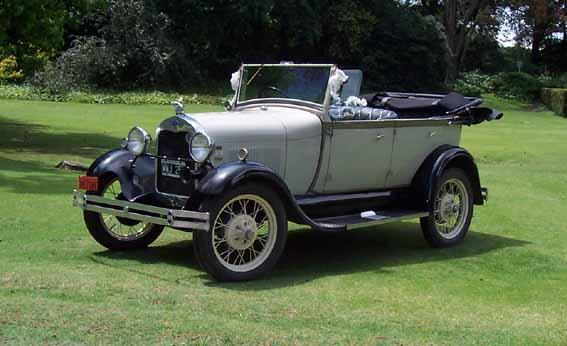 Ford A 1929 | Casamientos Online