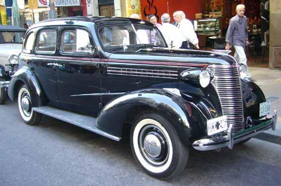 Chevrolet 1938 | Casamientos Online