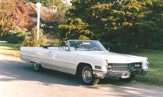 cadillac 1966 convertible | Casamientos Online