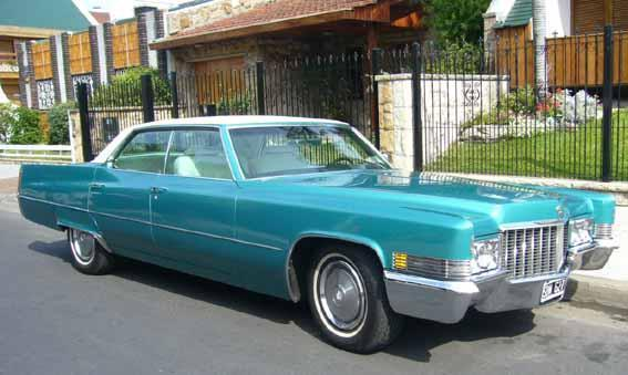 Cadillac 1970 | Casamientos Online