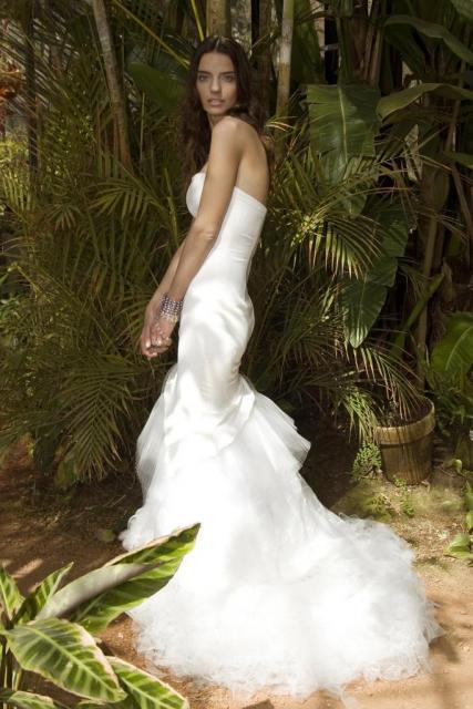 Vestido Sirena, Ezequiel García   Casamientos Online