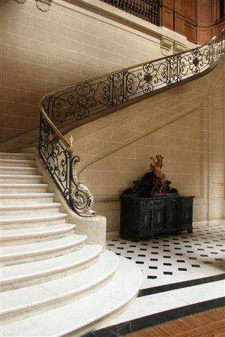 Escalera Imperial | Casamientos Online