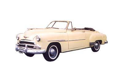 Chevrolet Convertible