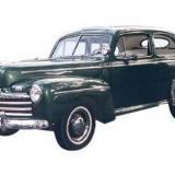 Ford 47, Autos para casamientos