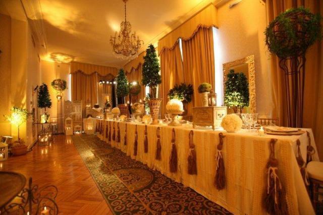 Plaza Hotel - Salón San Martín | Casamientos Online