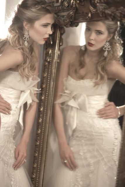 Vestido Avantgarde, Ezequiel García | Casamientos Online