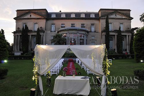 Ceremonia en Jardín Oeste | Casamientos Online