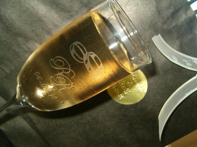 Souvenir copas de vidrio  persona... | Casamientos Online