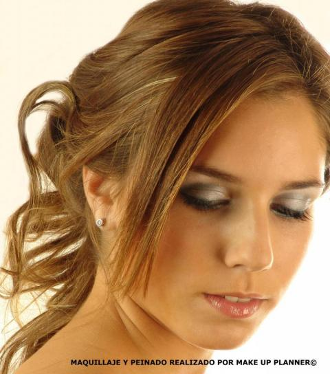 Make up- Planner Maquillajes y Peinados