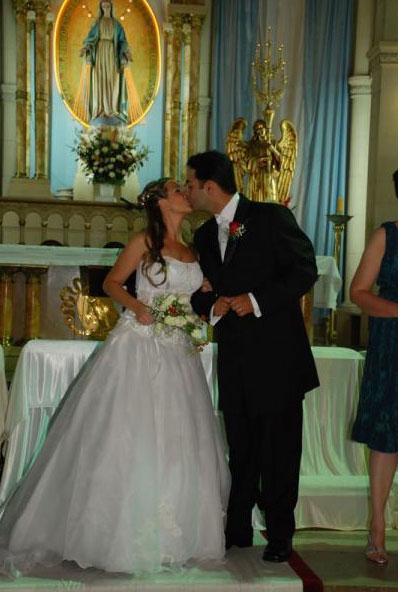 Modelo Silvina  | Casamientos Online