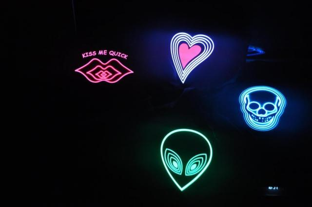 Remeras Luminosas