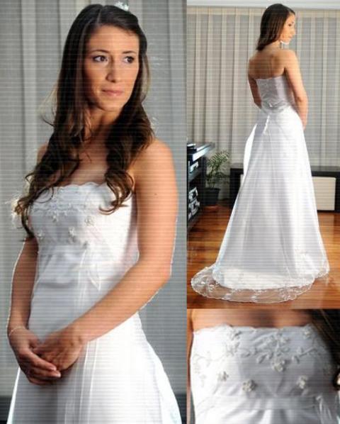 Modelo Ceci | Casamientos Online