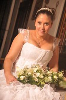 Vestido Silvina  | Casamientos Online