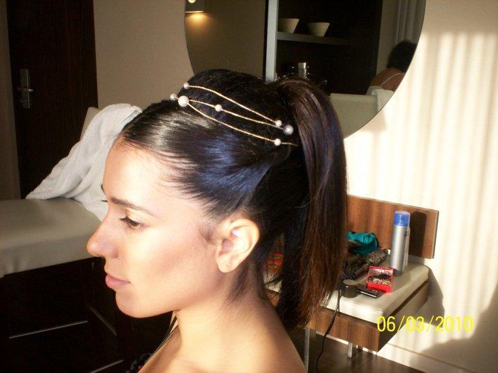 Peinado de Novia a Domicilio