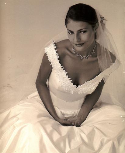 Vestido de novia X