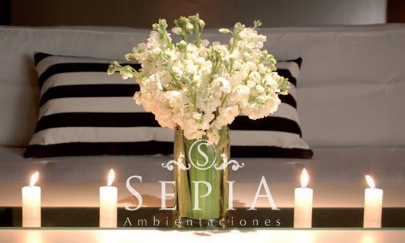 Sepia Ambientaciones | Casamientos Online
