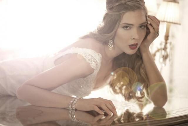 Vestido Mystique, Ezequiel García | Casamientos Online