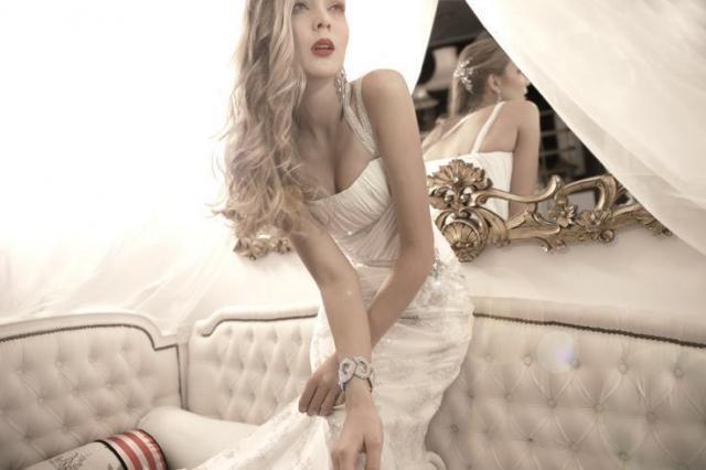 Vestido Vintage, Ezequiel García | Casamientos Online
