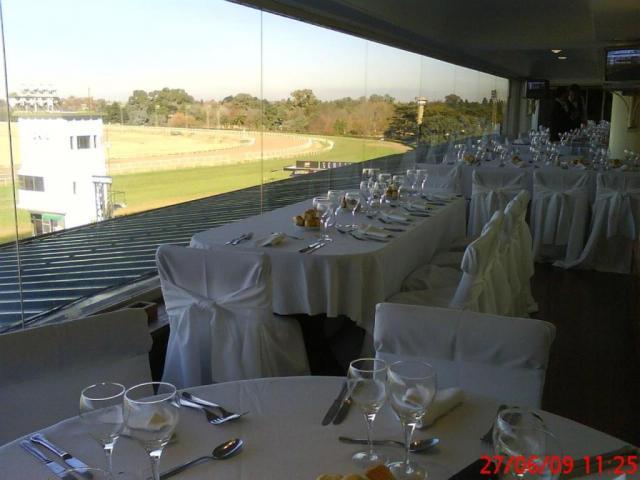 Tribuna Oficial Hipodromo de San Isidro  | Casamientos Online