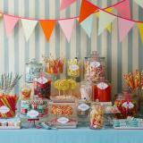 Sweet station o Candy Bar