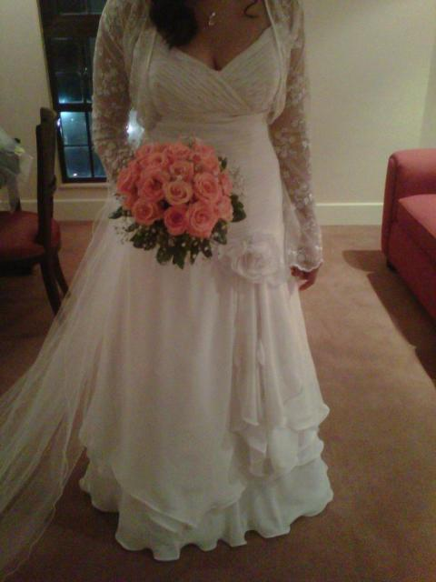 VESTIDO DE NOVIA A MEDIDA VII | Casamientos Online