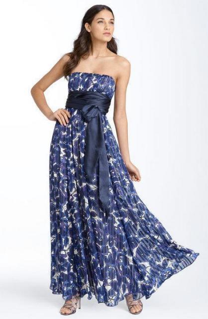 Vestido Largo Cod 1525